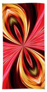 Abstract 151 Beach Towel