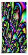 Abstract 155 Beach Towel
