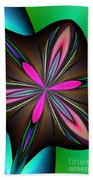 Abstract 157 Beach Towel