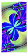 Abstract 167 Beach Towel