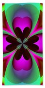 Abstract 169 Beach Towel