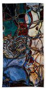 Abstract 1785 Beach Towel
