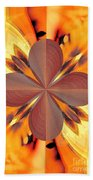 Abstract 180 Beach Towel