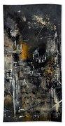 Abstract 184150 Beach Towel