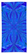 Abstract 206 Beach Towel