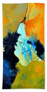 Abstract 211102 Beach Towel