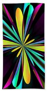Abstract 222 Beach Towel