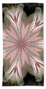 Abstract 261 Beach Towel