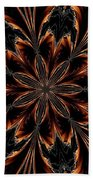 Abstract 288 Beach Towel