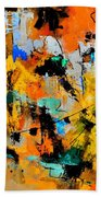 Abstract 315002 Beach Towel