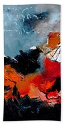 Abstract 553101 Beach Towel
