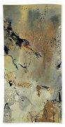 Abstract 553140 Beach Towel