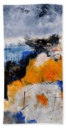 Abstract 66211142 Beach Towel