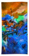 Abstract 783180 Beach Towel