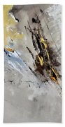 Abstract 8831801 Beach Towel