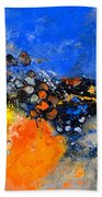 Abstract 88411133 Beach Towel