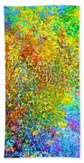 Abstract 96 Beach Towel
