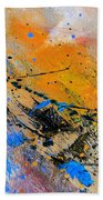 Abstract 965943 Beach Towel