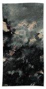 Abstract 9712072 Beach Towel