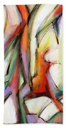 Abstract Art Forty-six Beach Towel