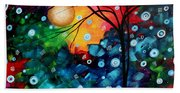 Colorful Tree Abstract Picture Canvas Prints Painting Home Wall Art Decor Framed