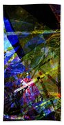 Abstract Composite 1 Beach Towel