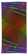 Abstract Cubed 193 Beach Towel