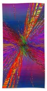 Abstract Cubed 95 Beach Towel