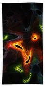 Abstract Fractals Beach Towel