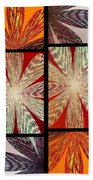 Abstract Fusion 171 Beach Towel