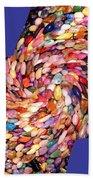 Abstract Fusion 189 Beach Towel