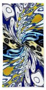 Abstract Fusion 198 Beach Towel