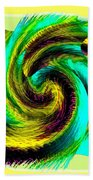 Abstract Fusion 201 Beach Towel