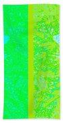Abstract Fusion 249 Beach Towel