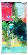 Abstract Mind Beach Towel