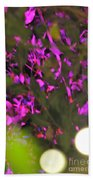 Abstract Nature Beach Towel