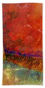 Abstract No. 1 Beach Towel