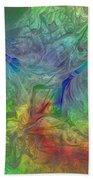 Abstract Of Dreams Beach Towel