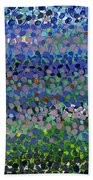 Abstract Patterns Four Beach Towel