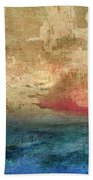 Abstract Print 3 Beach Towel