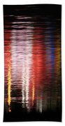 Abstract Realism Beach Towel