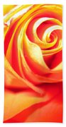 Abstract Rose 2 Beach Towel