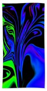 Abstract Series 5 Number 2 Beach Towel