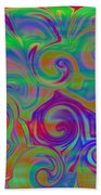 Abstract Series 5 Number 3 Beach Towel