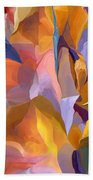 Abstract Vignettes Beach Towel