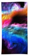 Abstractc1 Beach Towel
