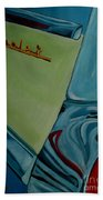 Chevrolet Beach Towel