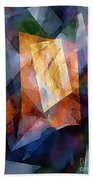 Abstraction 0257 Marucii Beach Towel