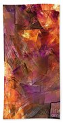 Abstraction  0273 Marucii Beach Towel