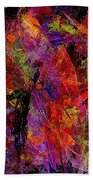 Abstraction 0383 - Marucii Beach Towel